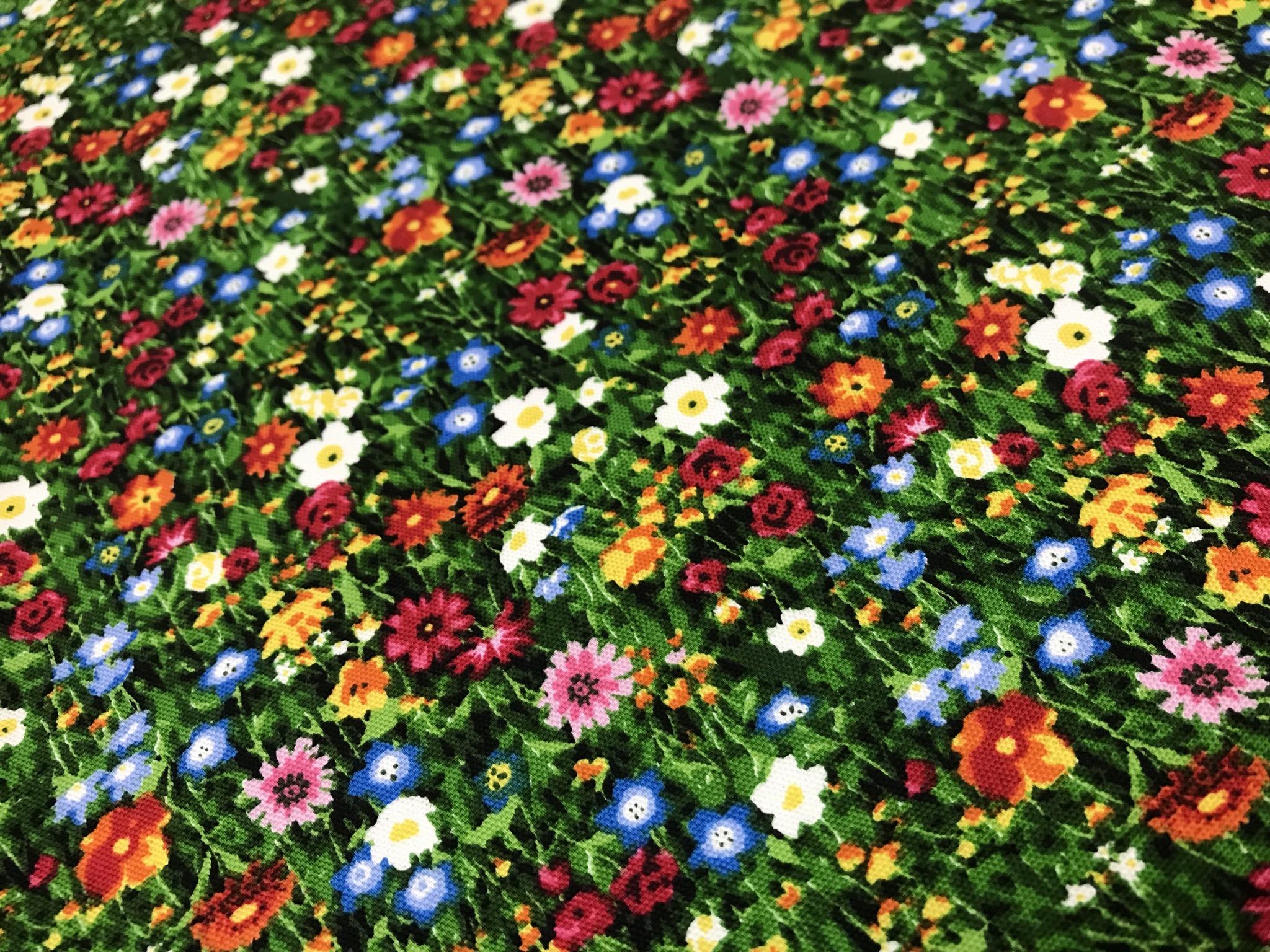 リアルで美しいお花畑!オックス...